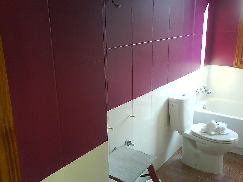 Decoracion mueble sofa pinturas para azulejos de bano - Pintura para azulejos leroy merlin ...