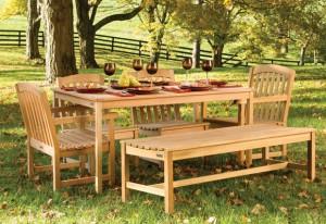 comprar muebles jardin online