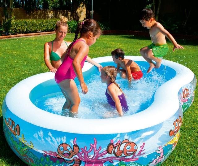 Comprar piscinas ni os comprar piscinas ni os baratas for Piscinas para bebes alcampo