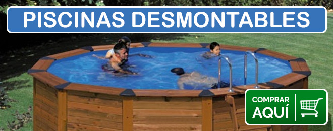 Piscinas desmontable