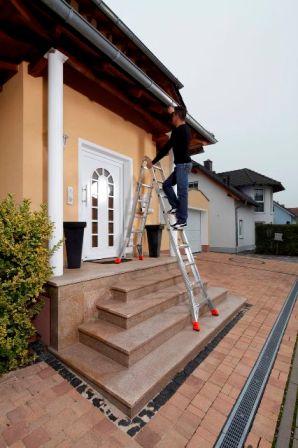 Comprar escaleras de aluminio comprar escaleras for Tipos de escaleras de aluminio