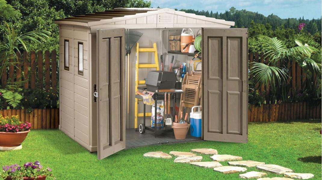 Casetas de resina baratas comprar casetas de resina online for Casetas de jardin metalicas baratas