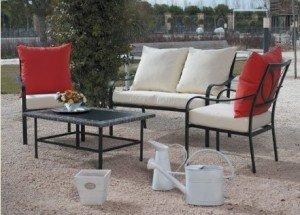 muebles de jardín baratos