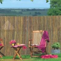 Sistemas ocultación jardín baratos