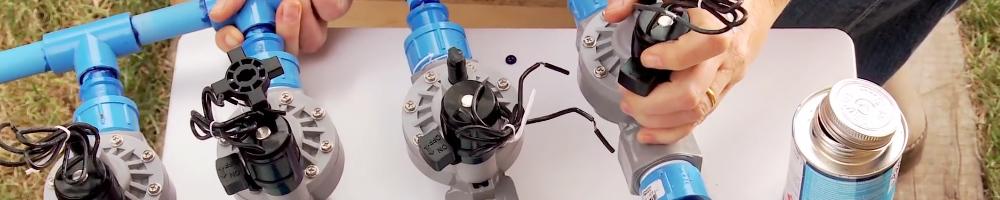 Electroválvulas Riego