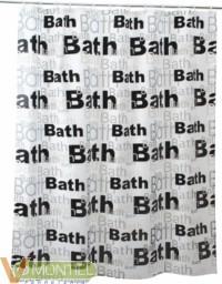 Cortina 180x200cm bath-0
