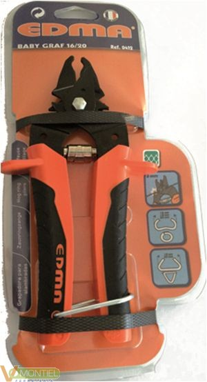 Grapadora man s/carg 16/20mm b-0