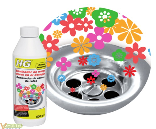 Eliminador olores 500 ml hg-0