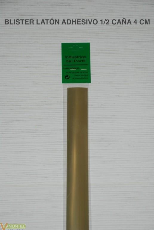 Pletina 1/2c adh 73x4mm-0