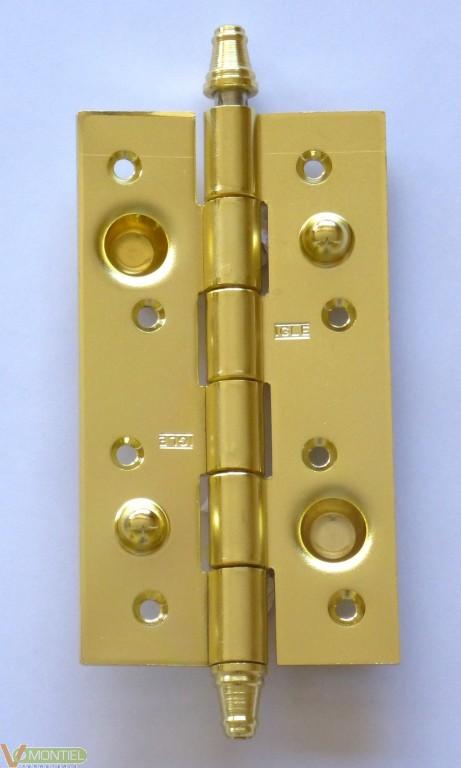 Bisagra 150x80cm cr/oro r-344--0
