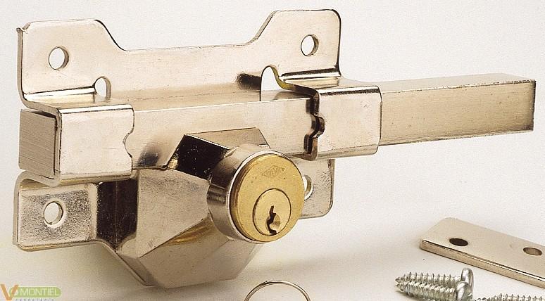 Cerrojo sobr. 50mm a-1n niq-0