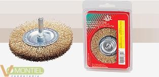 Cepillo ind 100x0,3 mm ac/ltdo-0
