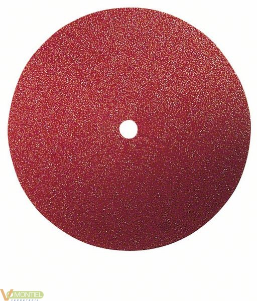 Disco lija 125 mm grano 180 16-0