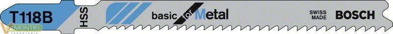 Hoja sierra calar 2/5/6mm 2608-0