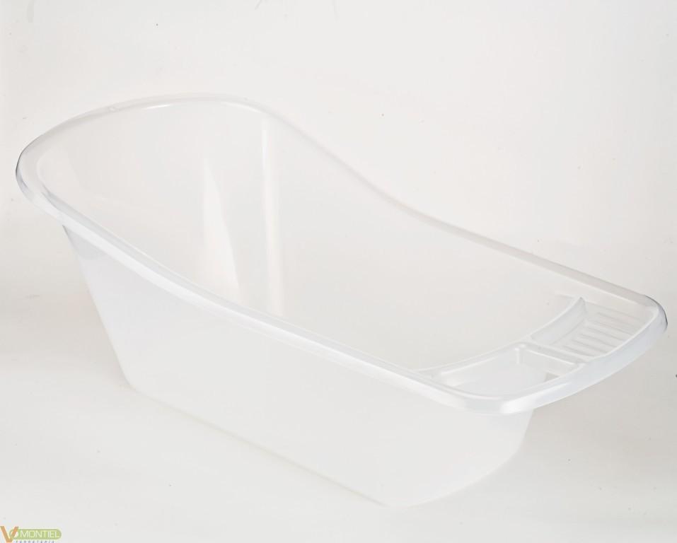 Bañera infantil blanca 24100-0