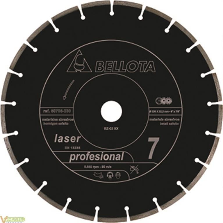 Disco corte 230 mm-0