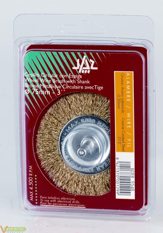 Cepillo ind 075x0,3 mm ac/ltdo-0