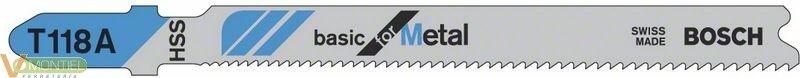 Hoja sierra calar 1/3mm 260863-0