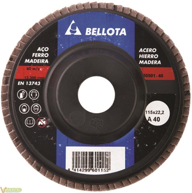 Disco lam 115 mm cor.-0