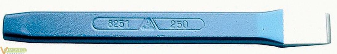 Cortafrio plano 350x25x25 mm b-0