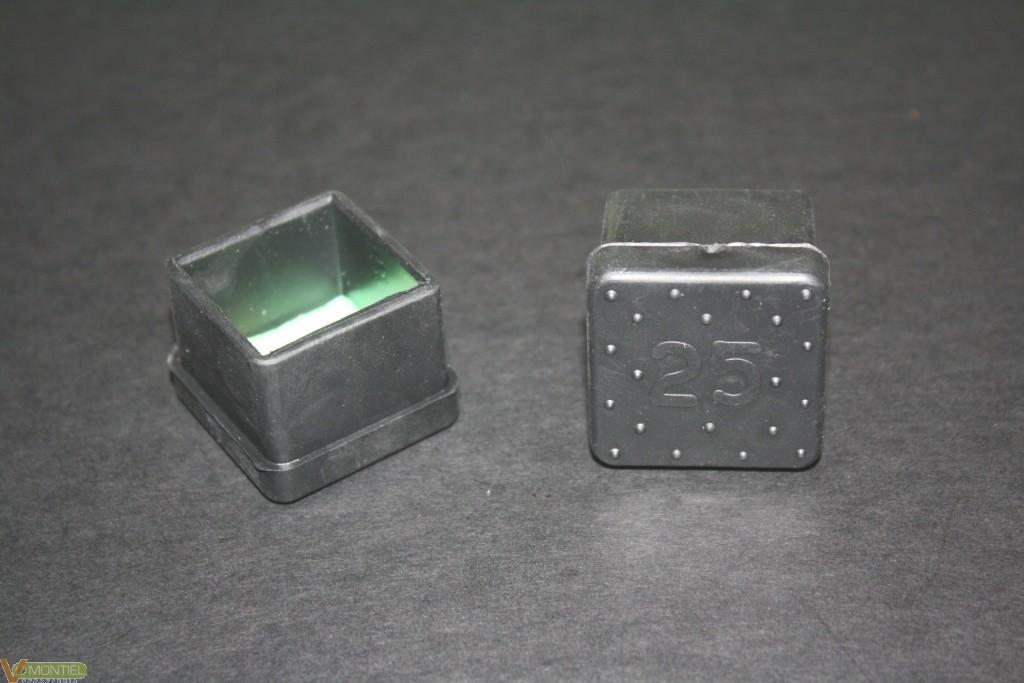 Contera cda emb 25x25mm-0