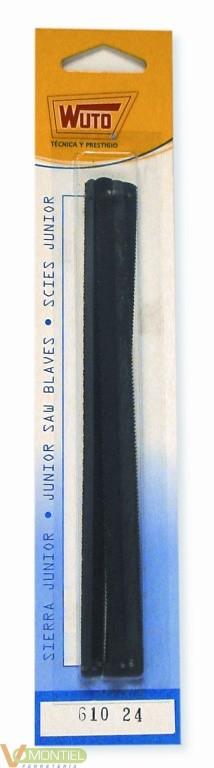 Hoja sierra arco 610-24 bl.5pz-0