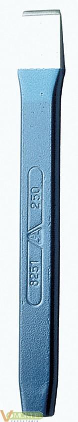 Cortafrio plano 400x25x25 mm b-0