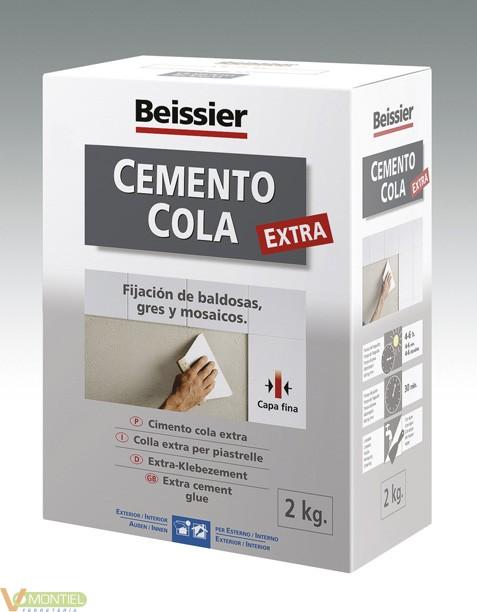 Cemento rest. cola aguaplast 2-0