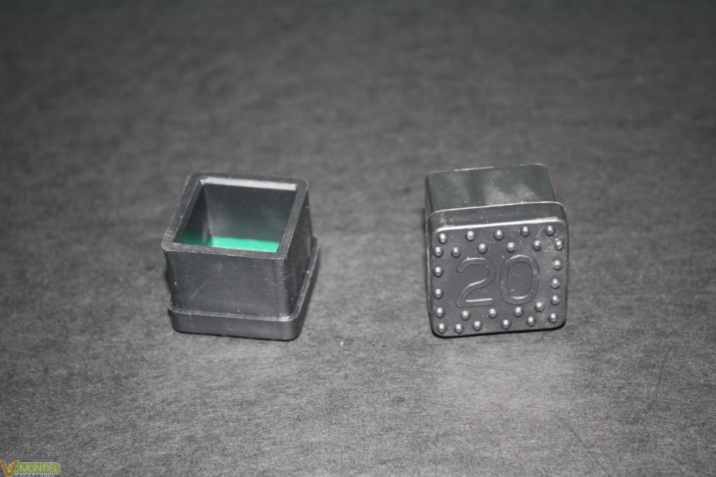Contera cda emb 20x20mm-0