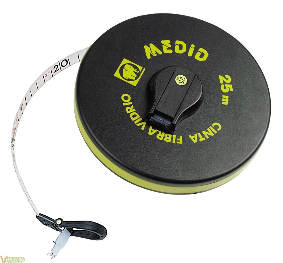 Cinta metrica 10mt-15,0mm medi-0