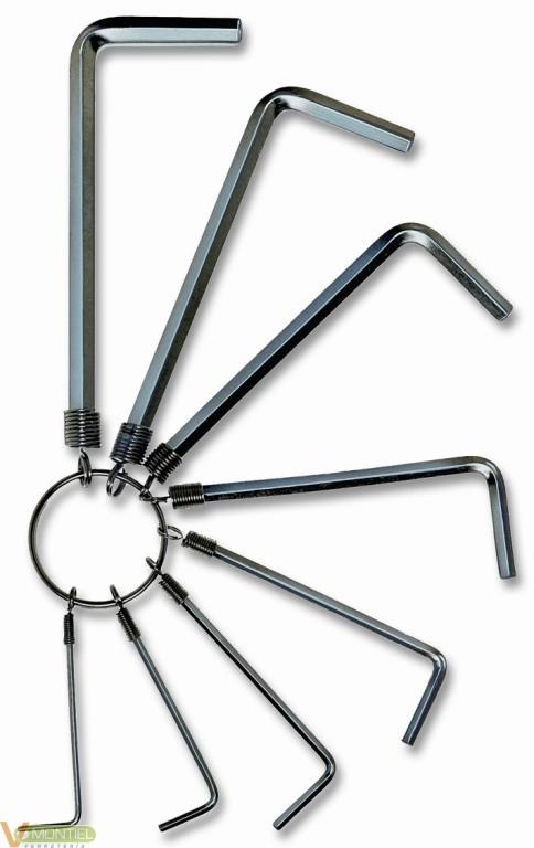 Llave 1,5-06mm 8 pz-0