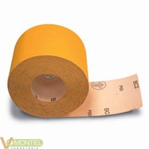 Lija madera 100x25mt.grano 100-0