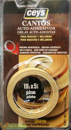 Canto madera pino 850302 5 mt-0