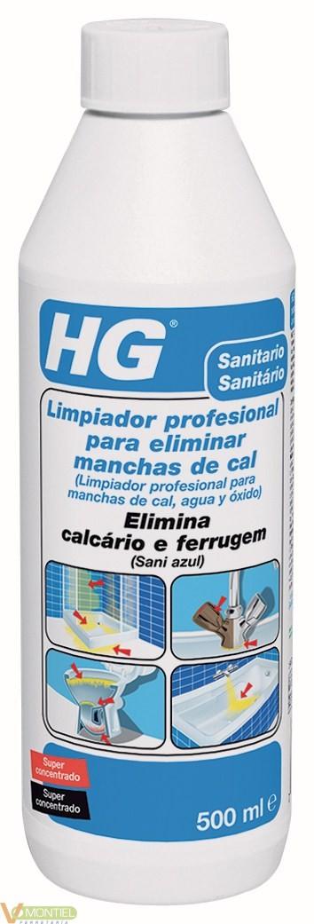 Limpiador manchas cal-oxido 50-0