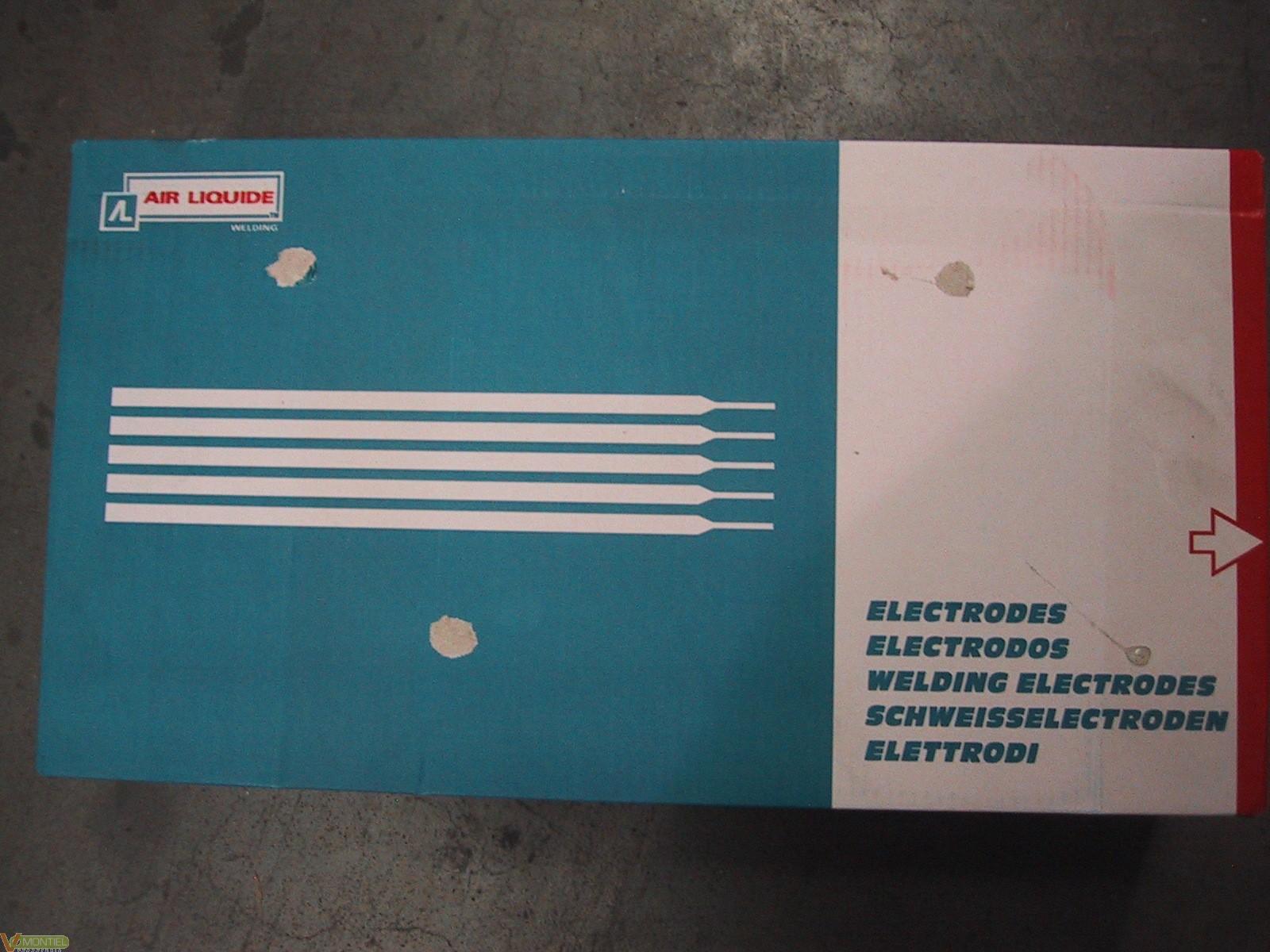 Electrodo rutilo 2,5x350 mm sa-0