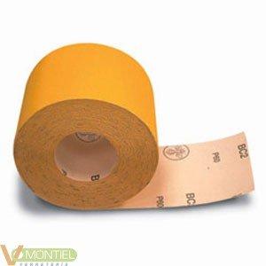 Lija madera 100x25 mt.grano 60-0