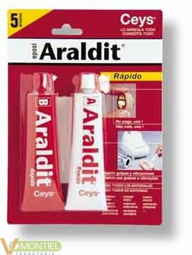 Adhesivo epoxy rap 15+15 ml ce-0