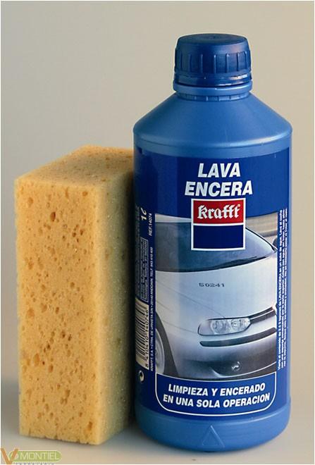 Detergente coche 1lt 14075 1 l-0