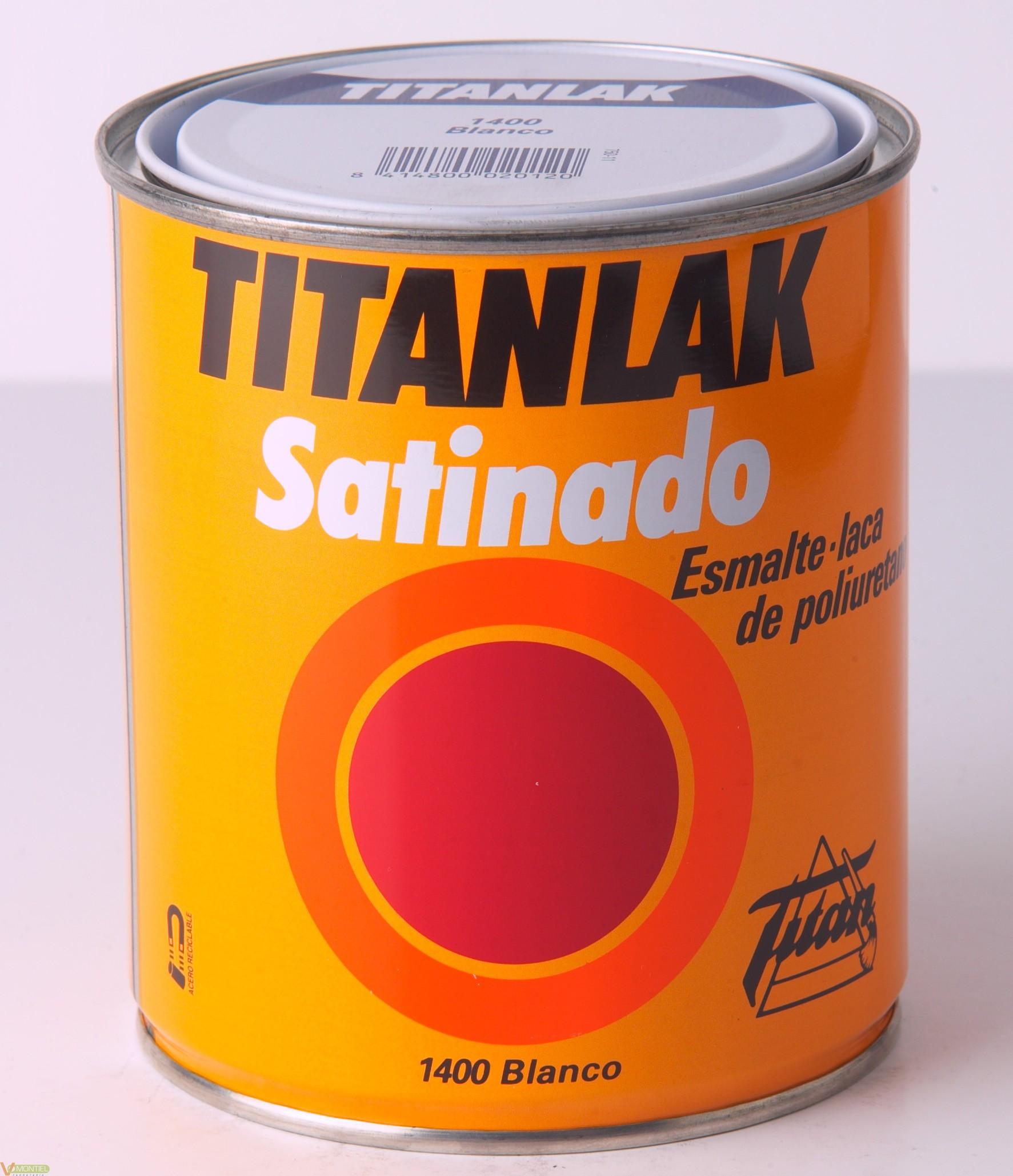 Esmalte sat. int/ext crema 750-0