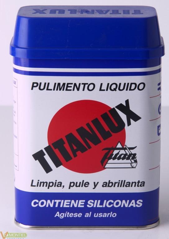 Pulimento liq. 125 ml 08000041-0