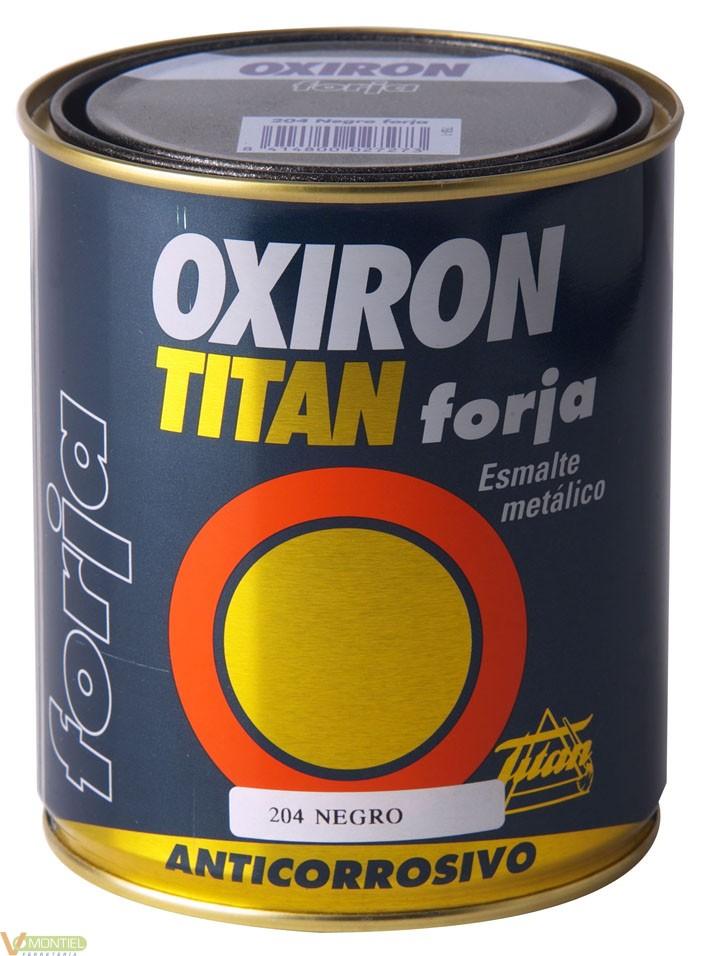 Esmalte forja ext. gris acero-0