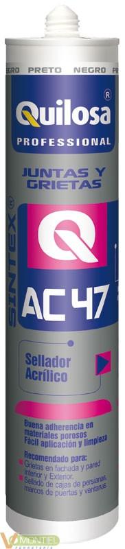 Sellador acril blanco sintex a-0