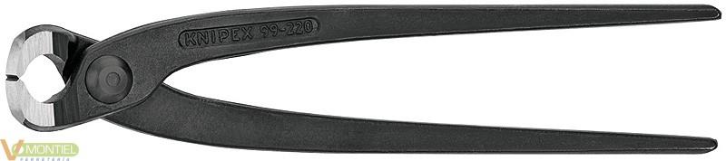 Tenaza const c.v. 220mm knipex-0
