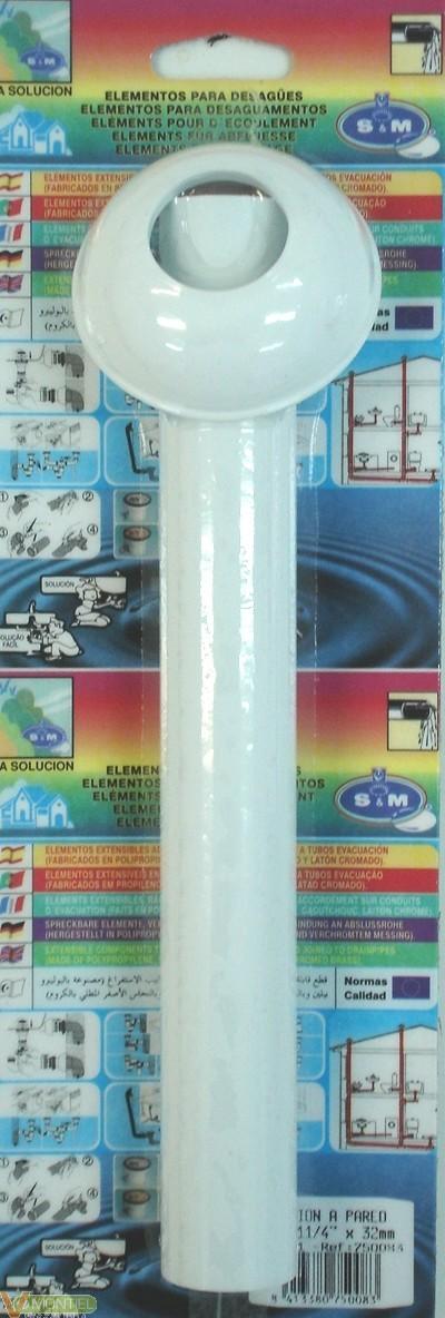 Alargador fontan pvc-0
