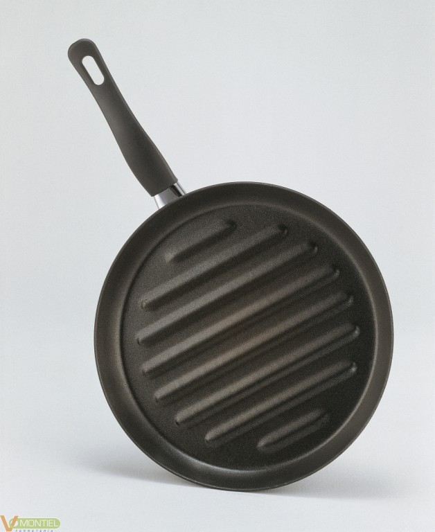 Grill plancha 28x28cm la ideal-0