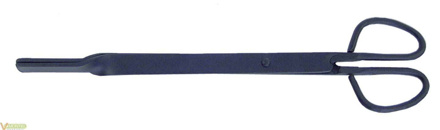 Tenaza chimenea lumbre 40cm 70-0