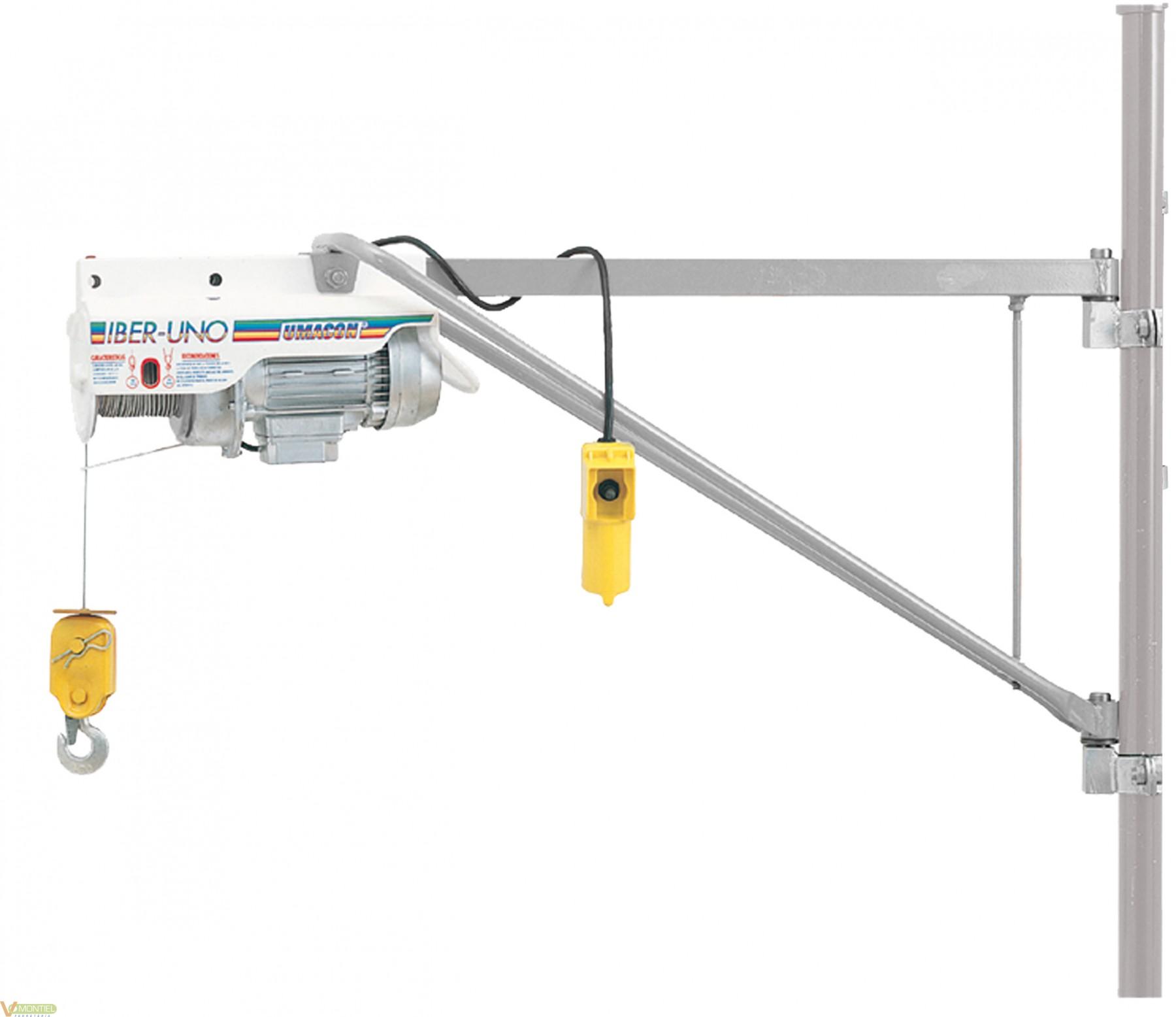 Polipasto elect cable 0200kg i-0