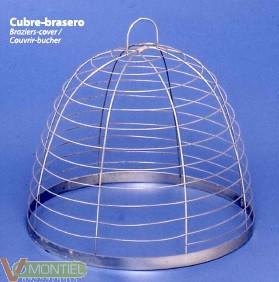 Cubre-brasero 30cm 74303-0