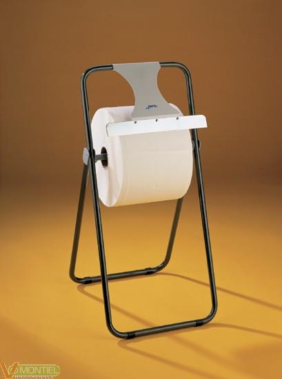 Portabobina papel suelo-0