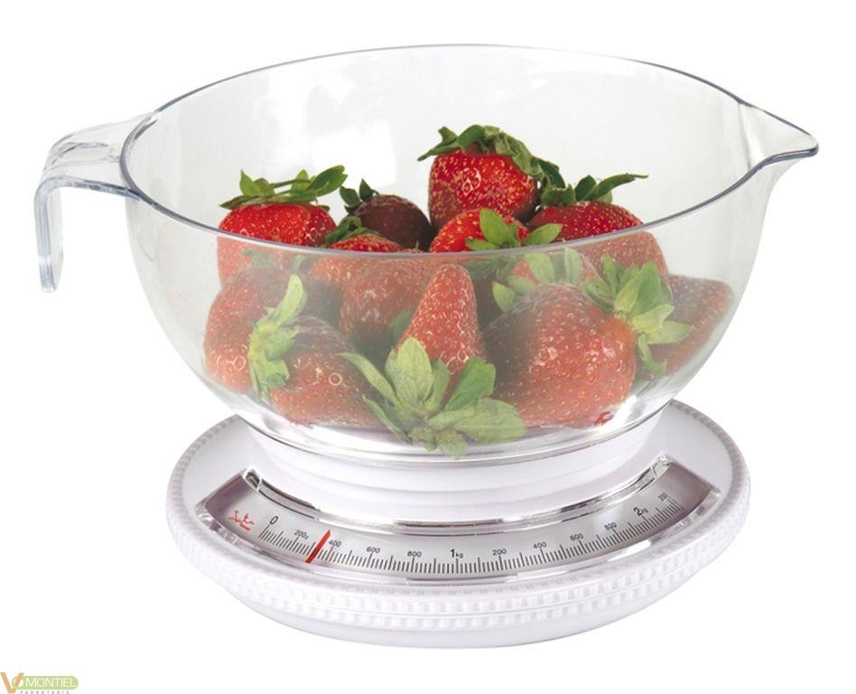 Balanza cocina 2,2kg. 610-n-0
